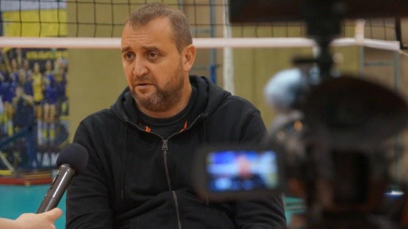 Треньорът на Марица: Ако всички те харесват, не е добър атестат за работата ти