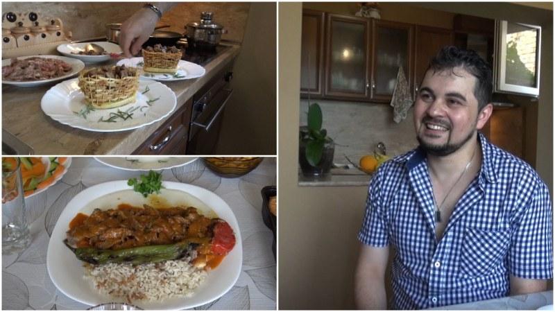 Хит в социалните мрежи: турски майстор-готвач подарява уникални рецепти на последователите си