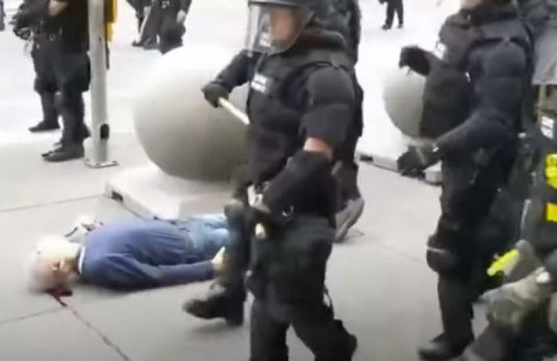 Нова вълна на гняв в САЩ заради ВИДЕО на полицейско насилие