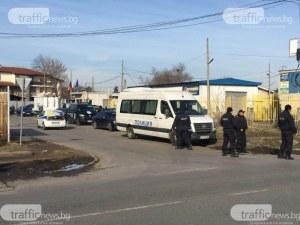 14 задържани при спецакцията в Старозагорско