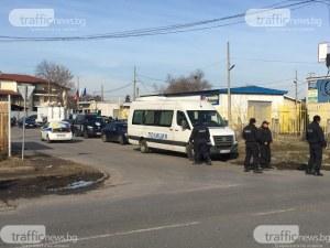Спецакция край Стара Загора: блокираха две села, Иван Гешев пътува към мястото