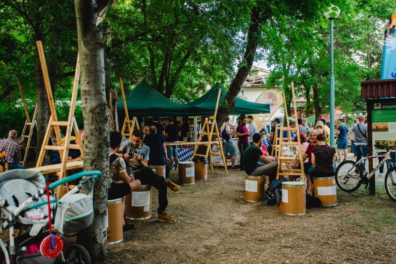 Младежкият хълм става арена на втория Фууд парк фест в Пловдив