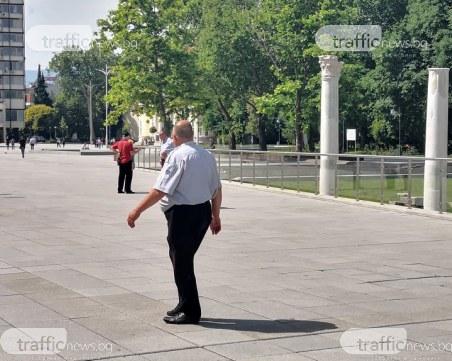 Завардиха Главната в Пловдив, спират колелета и тротинетки