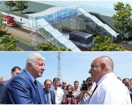 Може ли Пловдив да изгради градска S-Bahn железница след искането на Борисов и Брюксел ?