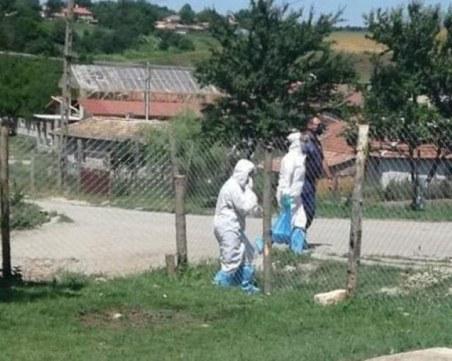 Лекар от затвореното село Изгрев: Жителите мислят, че няма вирус! Затова има толкова болни
