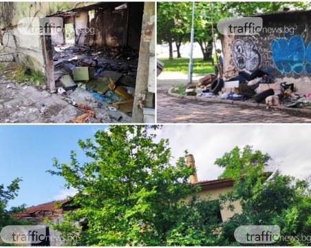 Разруха! Падащи тухли, боклуци и огънати ламарини в Гарнизонна фурна, а годините летят