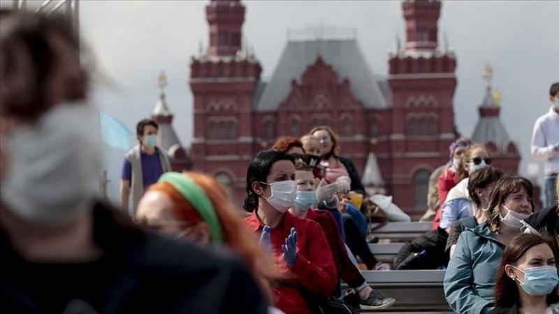 Почти 9000 нови случая на коронавирус в Русия