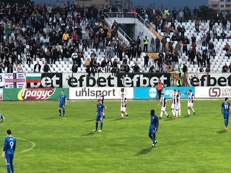 Пускат още фенове по стадионите - от 30 на 50 процента от капацитета
