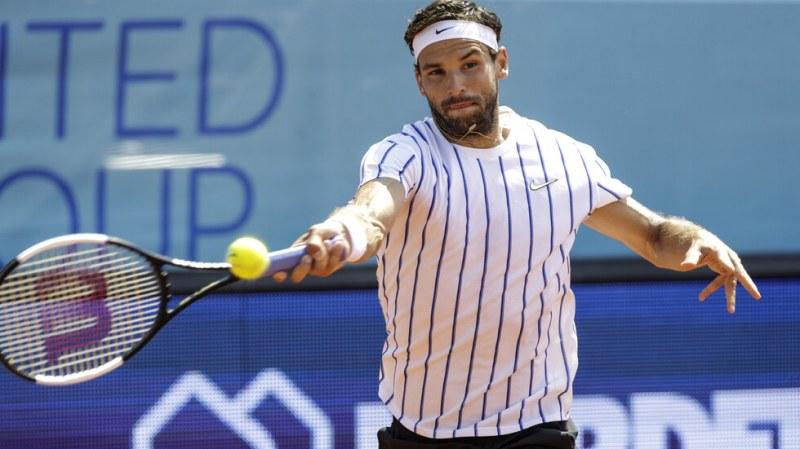 Гришо тръгна с победа в Белград