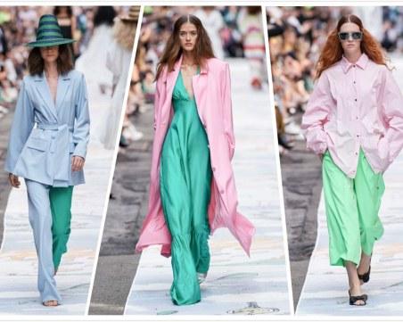 Топ 5 цвята за това лято: Изглеждайте като облечени с милион долара