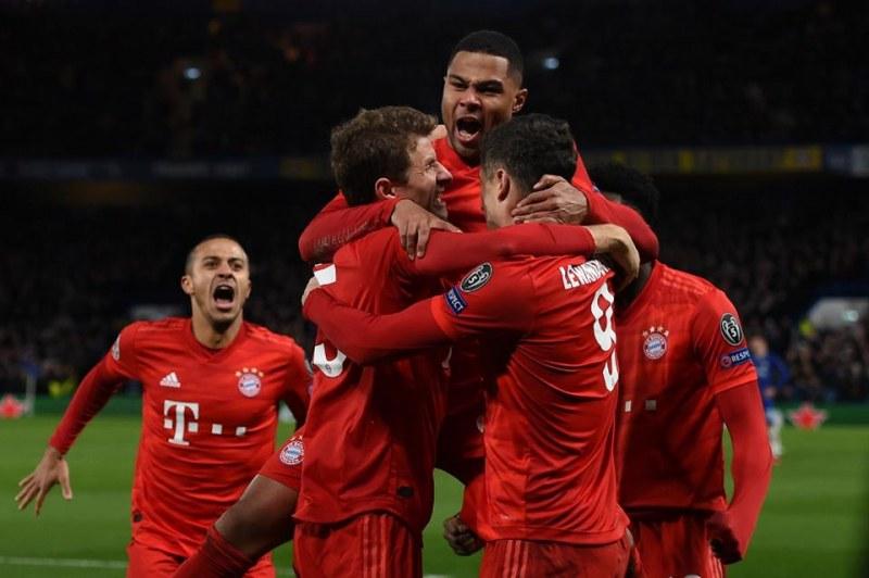 Неизбежното се случи! Байерн Мюнхен шампион за 30-ти път