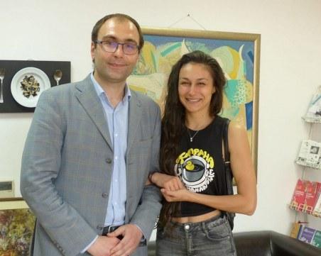 Финалистите от Гласът на България Керана и Алекс с концерт в Пловдив