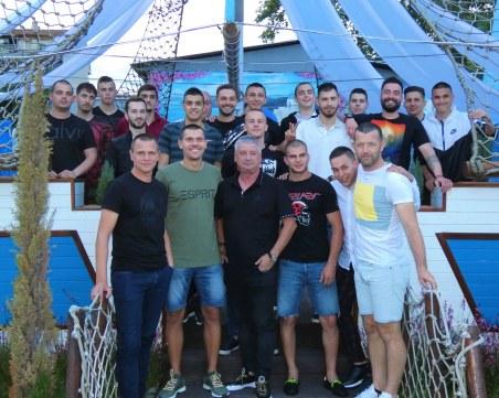 Марица ще играе във Втора лига от следващия сезон