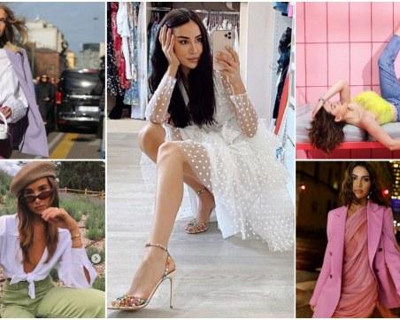 Модните аутфити, които направиха БУМ в Инстаграм
