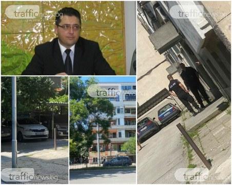 Скандал! Спецпрокуратурата обискира жилищата на президентския секретар Пламен Узунов