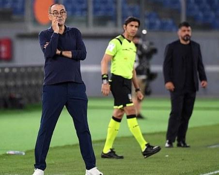 Треньорът на Ювентус заложен на дузпата