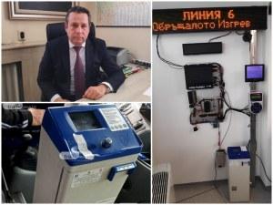 Ще изхвърли ли Тодор Чонов оборудване за 1,8 млн. лева при нов крах с ел таксуването?