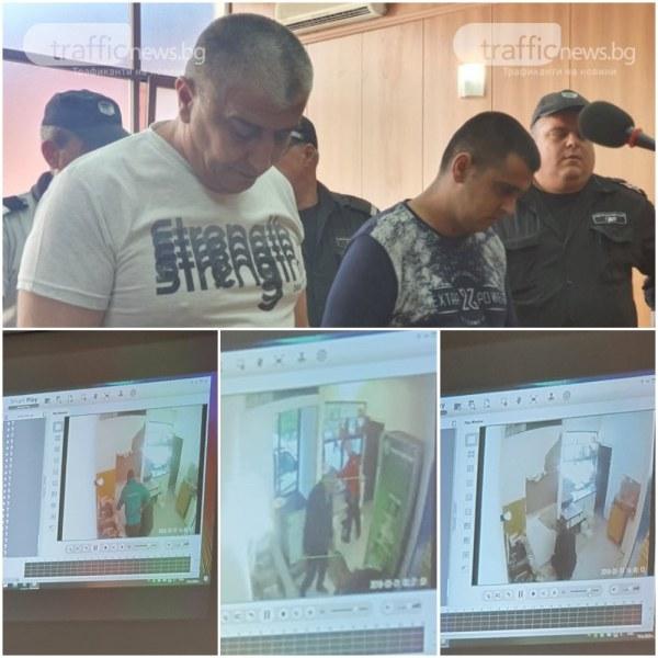 Видеозапис показва боя преди убийството на Венцислав Младенов в Наречен