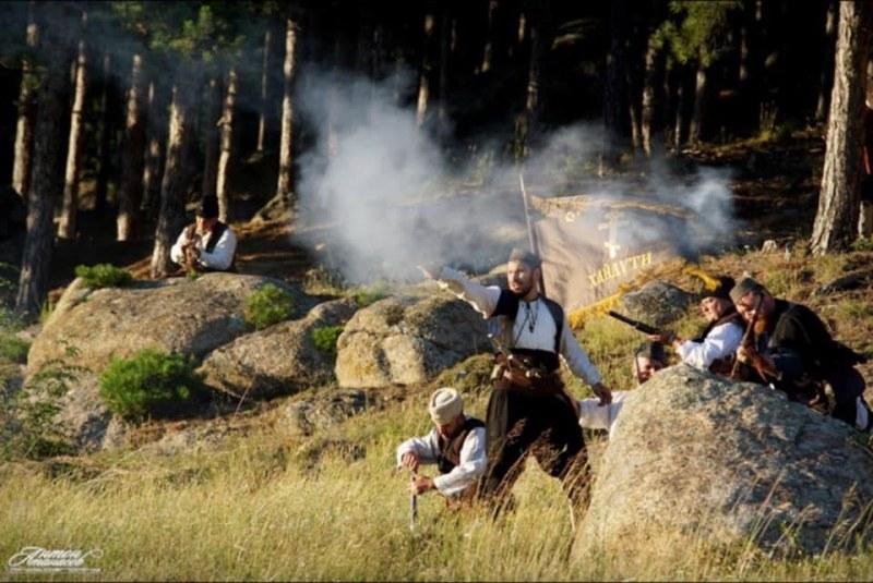 Правят възстановка в памет на хайдут Генчо край Хисаря