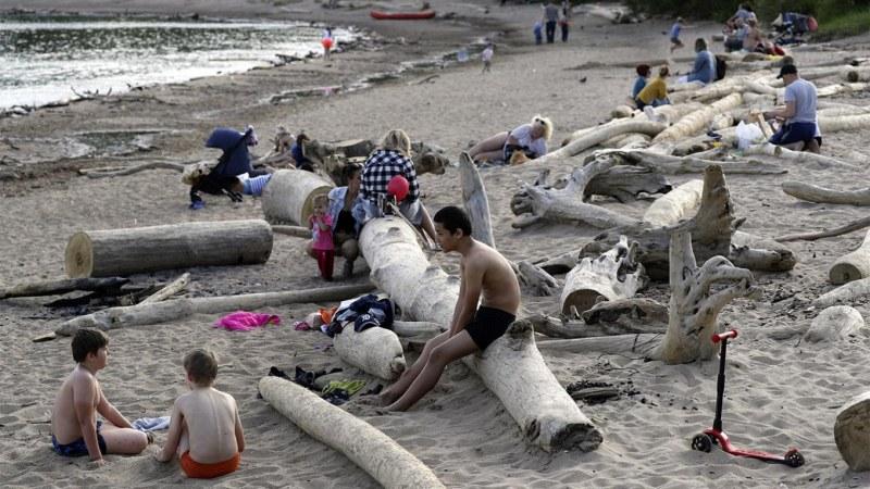 Абсолютен рекорд в Арктическия кръг – температурите удариха 38 градуса