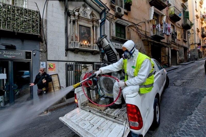 Откриха огнище на COVID-19 сред българи в град до Неапол