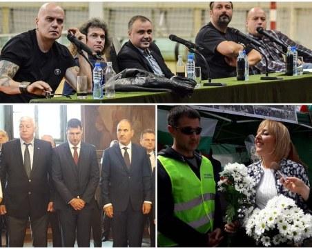 Ще разцепи ли Цветанов ГЕРБ в Пловдив? Кои са хората на Слави и Мая Манолова под тепетата