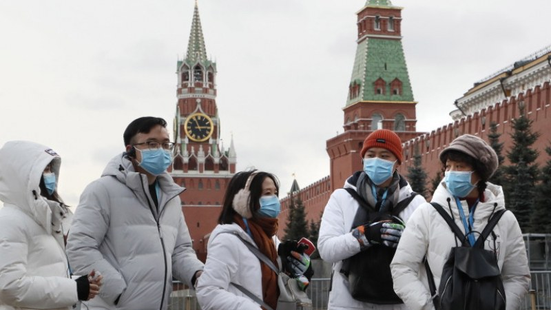 Москва се връща към живот! Отварят фитнеси, кафета и ресторанти