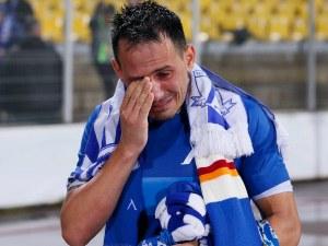 Заболяване на белия дроб отказало Живко Миланов от футбола