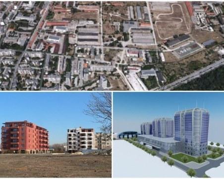 Избират изпълнител за мегапроекта за квартал