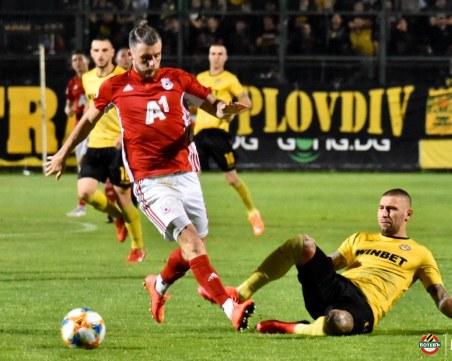 Няма да има пловдивски финал! ЦСКА взе реванш от Ботев