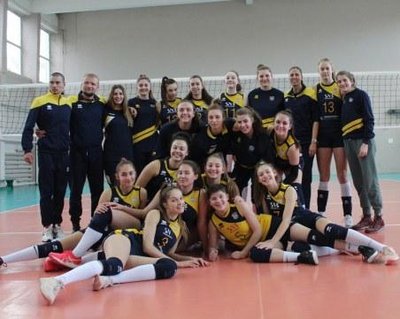 Обявиха мерките за волейболните състезания при подрастващите