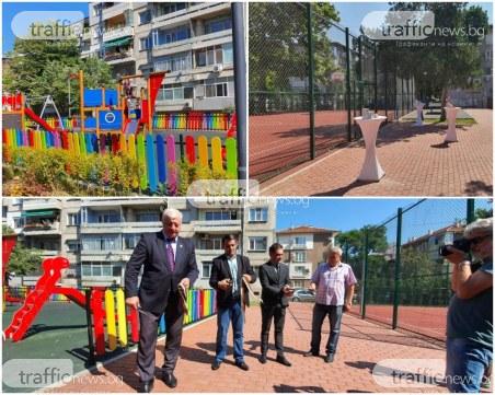 Показаха облагороденото каре на Пловдив, ето кои улици и зони предстои да бъдат преобразени