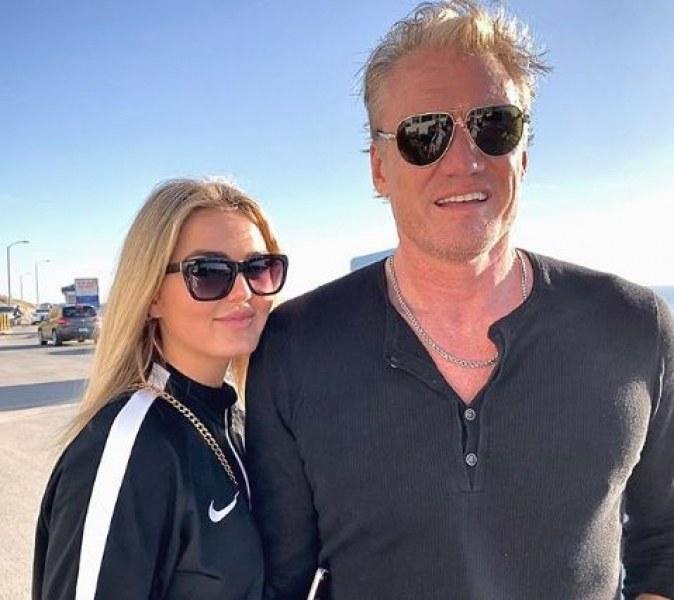 62-годишен актьор се сгоди за връстничка на дъщеря си