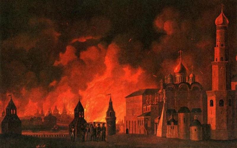 На този ден: Пожар изпепелява Москва, регистрират първото НЛО