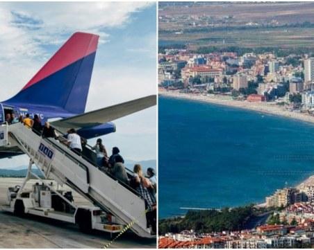 98% от юнските чартъри за морето са отменени, чужденци по курортите няма