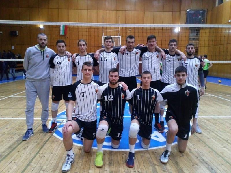 Волейболният Локомотив научи групата си за новия сезон в елита