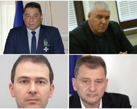 Какъв петък! До обяд арести, следобед - оставки ОБЗОР