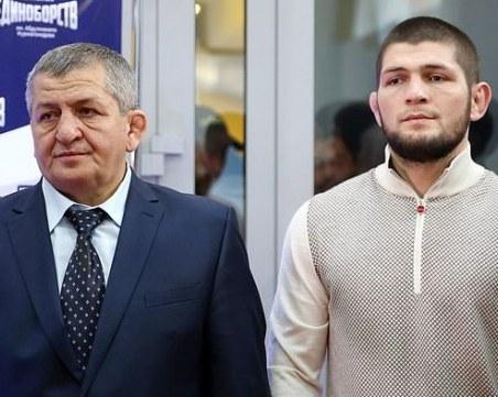 Конър със скандален пост за Хабиб, изтри го