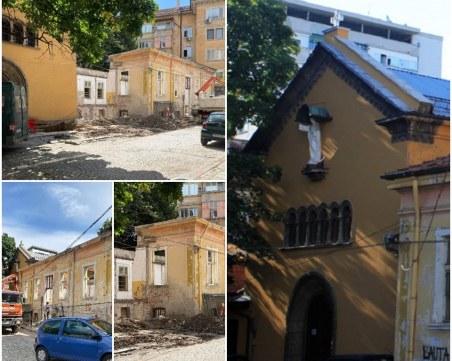 """Реставрират храма на капуцините в Пловдив """"Дева Мария на Ангелите"""""""