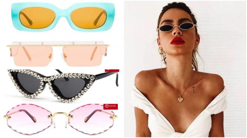 7 топ тенденции при слънчевите очила това лято