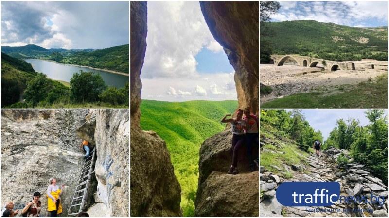 Недалеч от Пловдив: Внушителната пещера