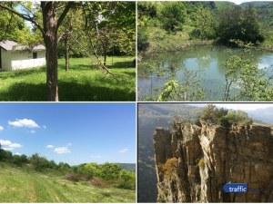 На разходка край Пловдив: По пътя на параклисите към Момина скала