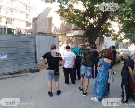 Собствениците на разрушената къща: Няма къде да отидем