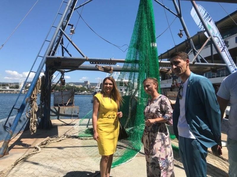 Първите проекти по извънредните мерки от Програмата за морско дело и рибарство са в процес на оценка