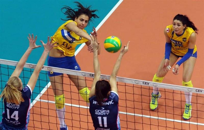 Волейболистка на Марица ще играе в елитен италиански отбор