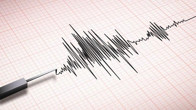 Земетресение от 4.5 край бреговете на Франция