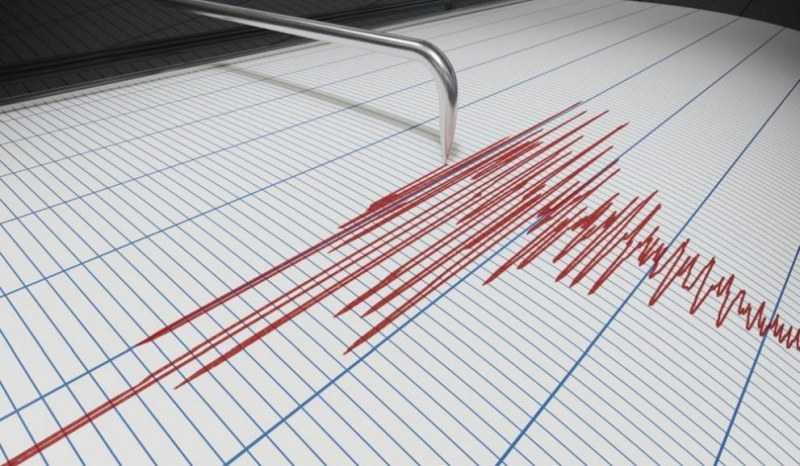Силно земетресение в морето между Турция и Гърция