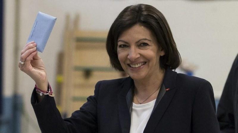 Социалистката Ан Идалго е преизбрана за кмет на Париж