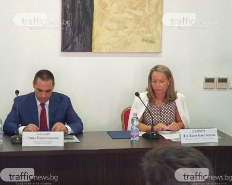 Вдигат 4 нови предприятия край Пловдив! Министърът на икономиката гарантира държавна помощ
