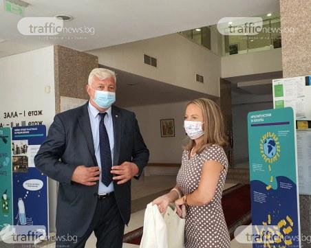 Зико: Пловдив се задушава! С двата ринга и привличане на 400 млн. инвестиции ще борим последствията от пандемията